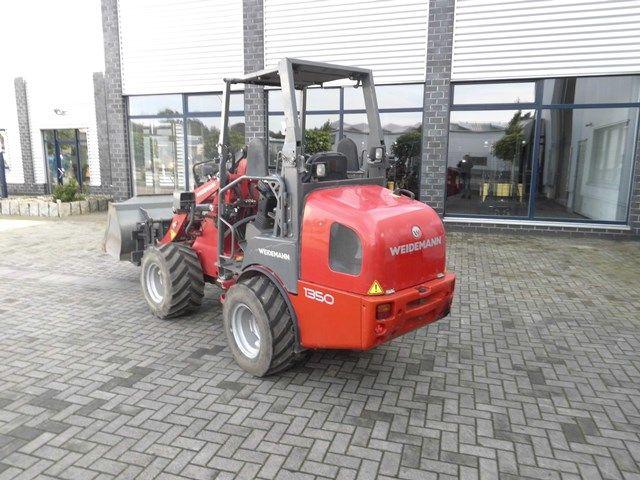 Weidemann-1350 CX  45-Radlader http://www.isfort.com