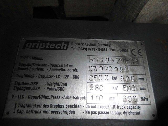 Griptech-RG 435-Zinkenverstellgerät http://www.isfort.com