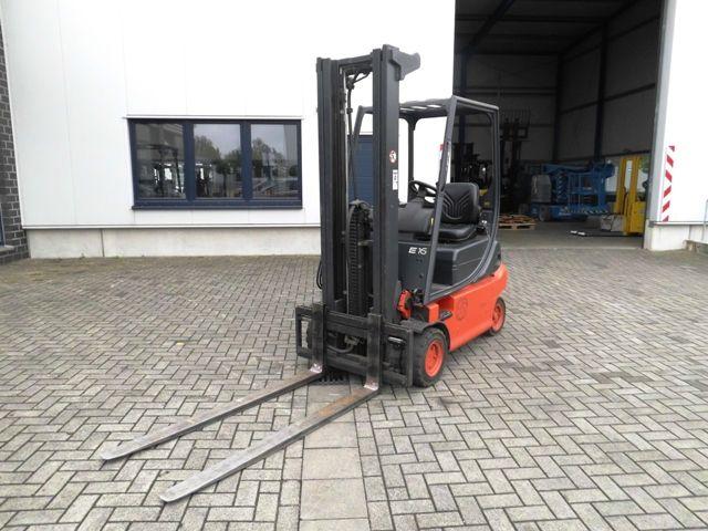 Linde-E16P-02-Elektro 4 Rad-Stapler http://www.isfort.com