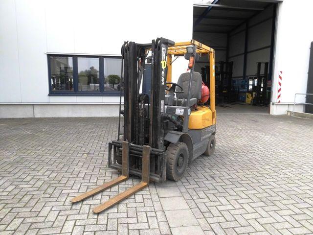 TCM-FG15-Treibgasstapler http://www.isfort.com