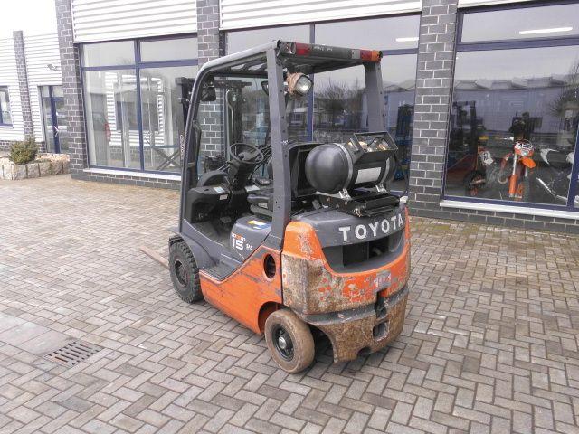 Toyota-8FGF15-Treibgasstapler http://www.isfort.com