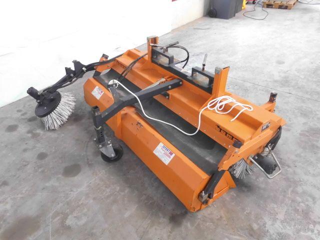 Bema-1850 Stapler/Bema 20-Kehrmaschinen http://www.isfort.com
