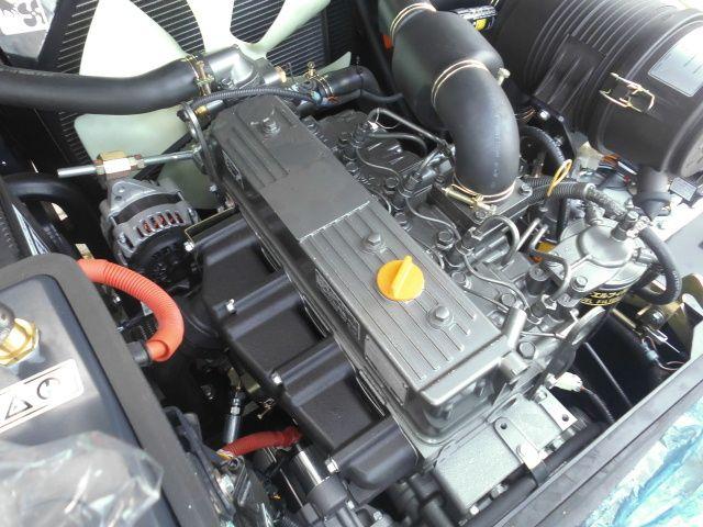 Doosan-D30GP Plus-Dieselstapler http://www.isfort.com