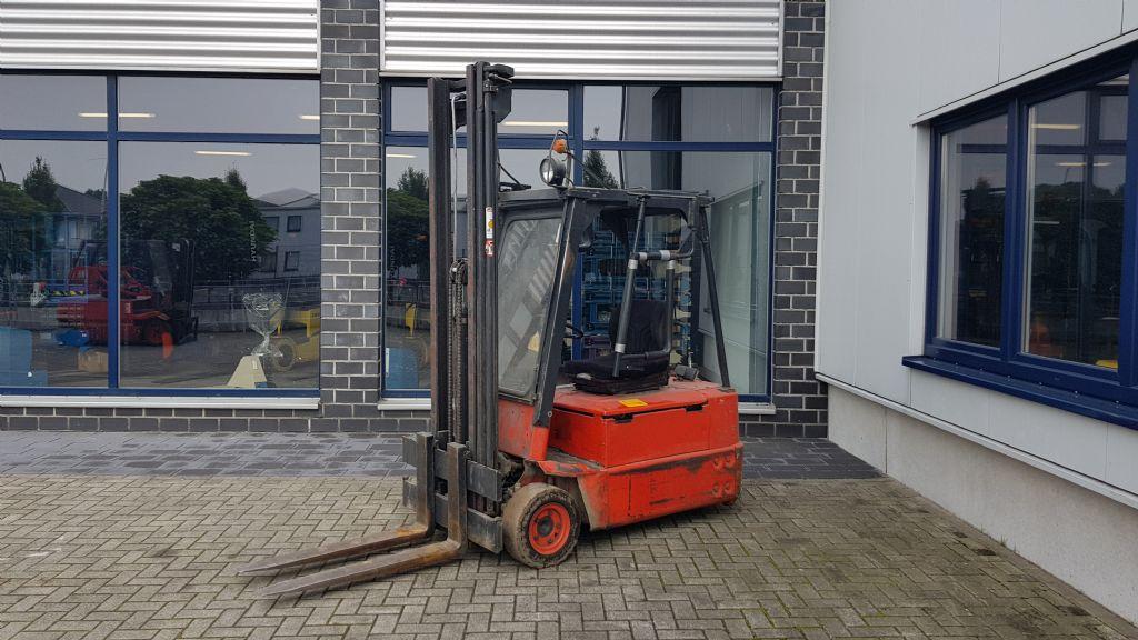 Linde-E16-Elektro 3 Rad-Stapler http://www.isfort.com