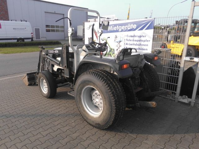 Eurotruck-F40-Schlepper http://www.isfort.com