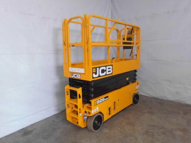 JCB-S2632E-Scherenarbeitsbühne http://www.isfort.com