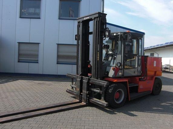 Kalmar-ECD90-6L-Elektro 4 Rad-Stapler http://www.isfort.com