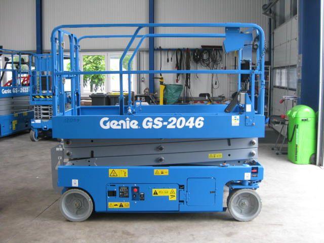 Genie-GS-2046-Scherenarbeitsb�hne http://www.isfort.com