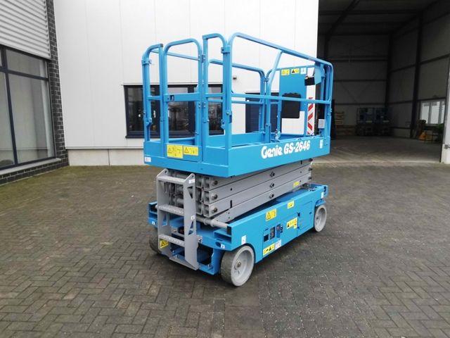 Genie-GS-2646-Scherenarbeitsb�hne http://www.isfort.com