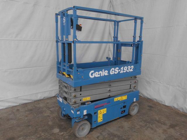 Genie-GS-1932-Scherenarbeitsbühne http://www.isfort.com