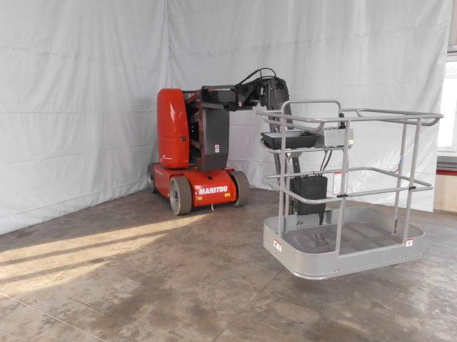 Manitou-120 AETJC-2 3D-Gelenkarbeitsbühne http://www.isfort.com