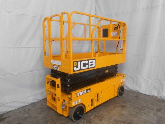 JCB-S2646E-Scherenarbeitsbühne http://www.isfort.com