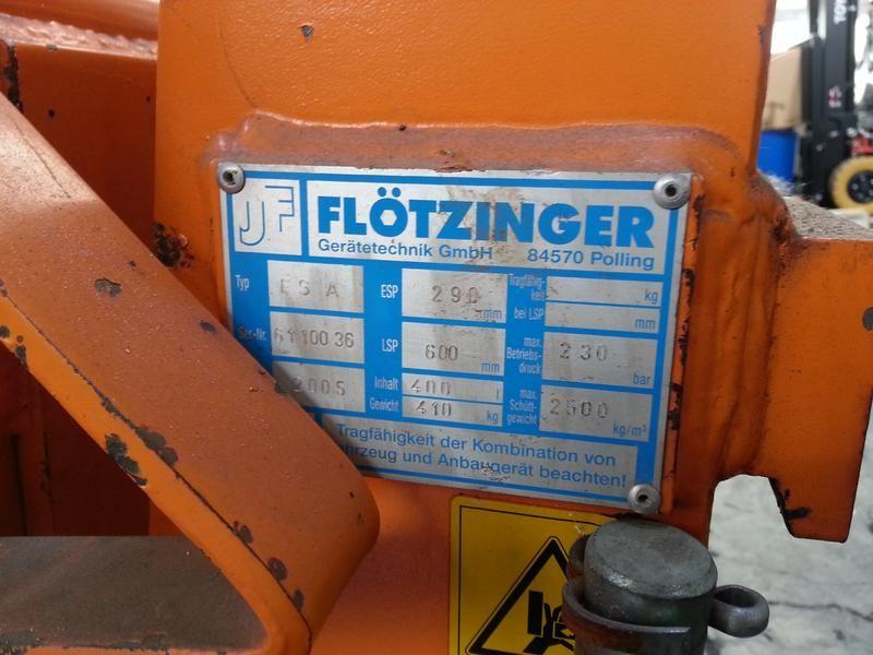 Flötzinger-ES A-Schüttgutschaufel http://www.kirchner-gabelstapler.de