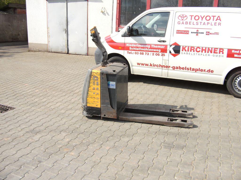 Atlet-TLP 200-Niederhubwagen http://www.kirchner-gabelstapler.de