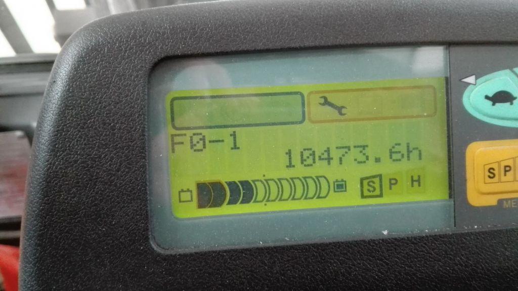Toyota-7FBMF16-Elektro 4 Rad-Stapler http://www.kirchner-gabelstapler.de
