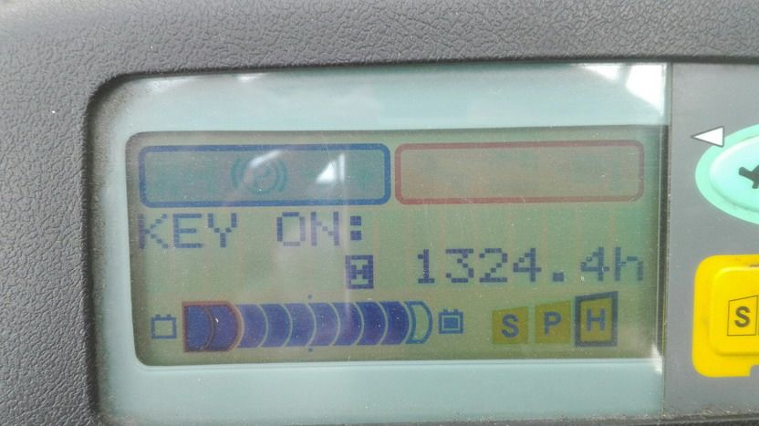 Toyota-7FBMF30-Elektro 4 Rad-Stapler http://www.kirchner-gabelstapler.de