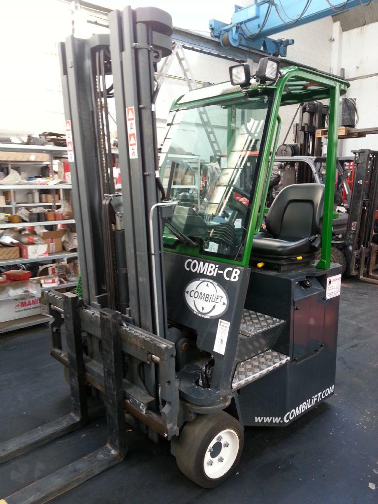 Combilift-Combi-CB 3000-Mehrwegestapler http://www.kirchner-gabelstapler.de