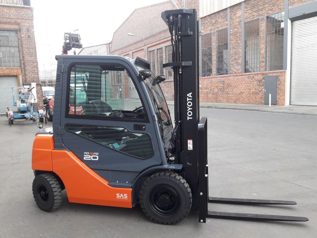 Toyota-02-8FDF20-Dieselstapler http://www.kirchner-gabelstapler.de