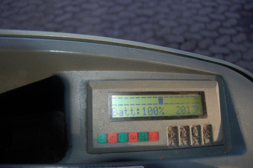 Jungheinrich-ESE 120 // 12 Monate UVV abgenommen-Niederhubkommissionierer-http://www.koop-gabelstapler.de