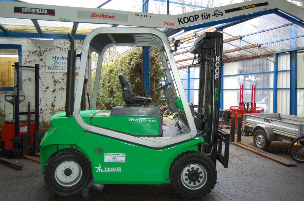 Cesab-DRAGO 400-Dieselstapler-http://www.koop-gabelstapler.de