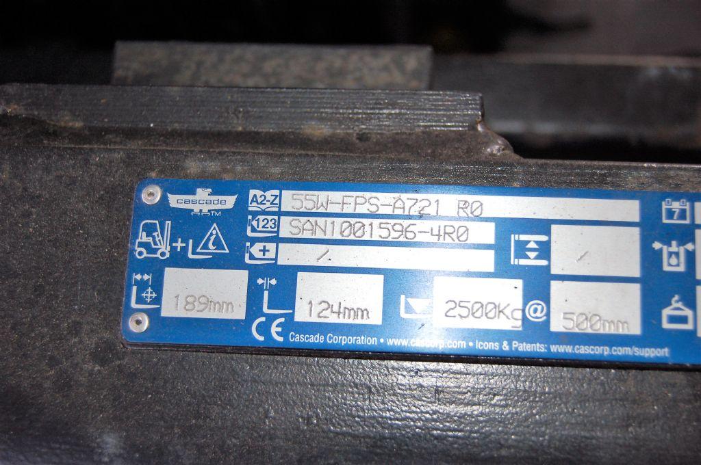 Hyundai-25B-7 -Elektro 4 Rad-Stapler-http://www.koop-gabelstapler.de