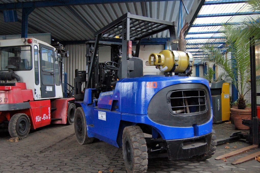 Mitsubishi-FG 40 K-Erdgasstapler-www.koop-gabelstapler.de