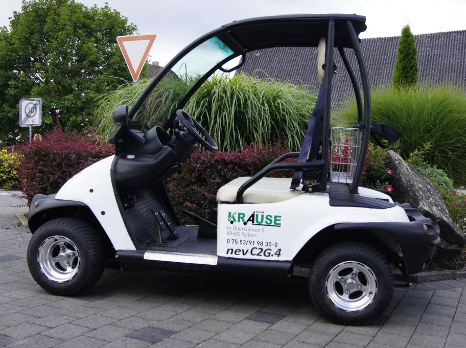 *Sonstige-Italcar L2E-Golf Cart-www.krause-salem.de
