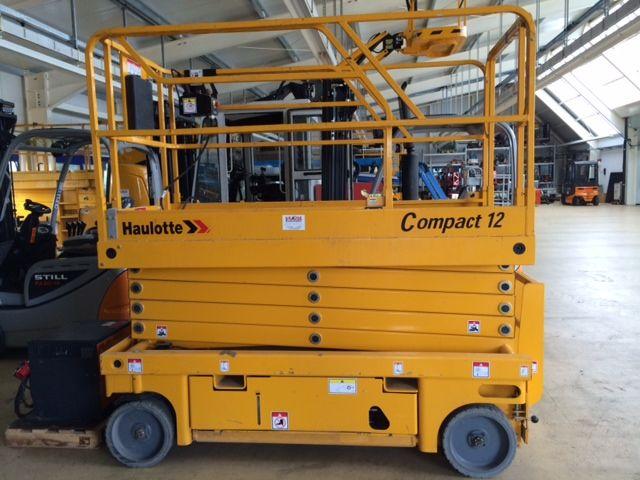 Haulotte-Compact 12-Scherenarbeitsb�hne-www.krause-salem.de