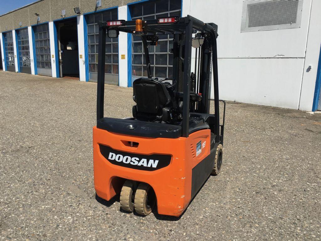 Doosan-B18T-7-Elektro 3 Rad-Stapler-http://www.kugler.net