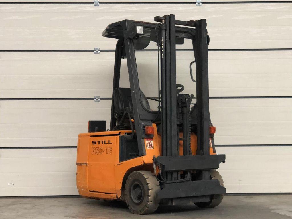 Still-R 50-16-Elektro 3 Rad-Stapler www.lifthandling.com