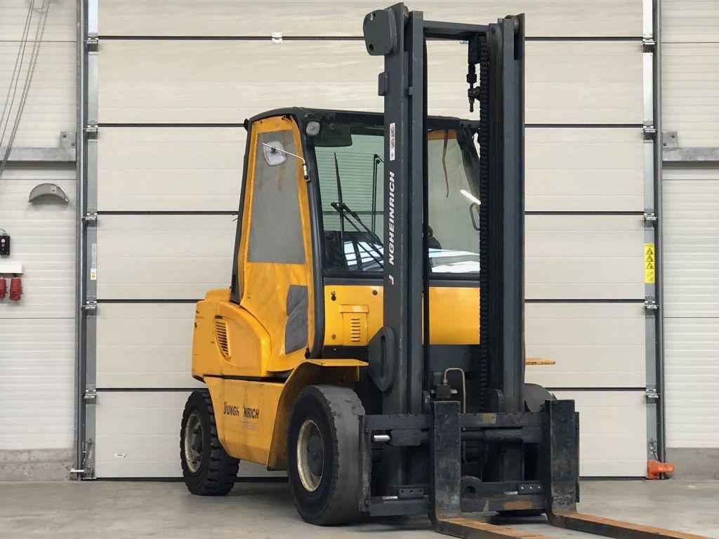 Jungheinrich-DFG 545-Dieselstapler www.lifthandling.com