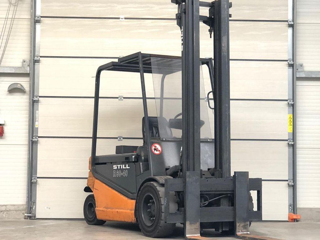 Still-R60-40-Elektro 4 Rad-Stapler www.lifthandling.com