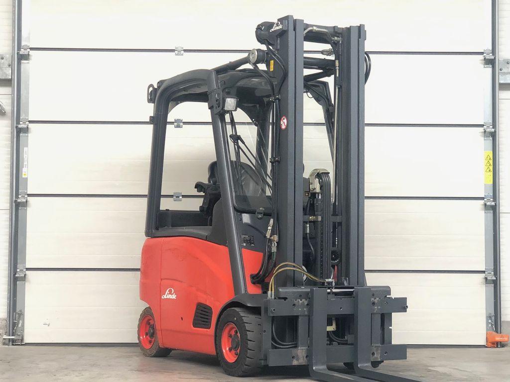 Linde-E16PH-01-Elektro 4 Rad-Stapler www.lifthandling.com