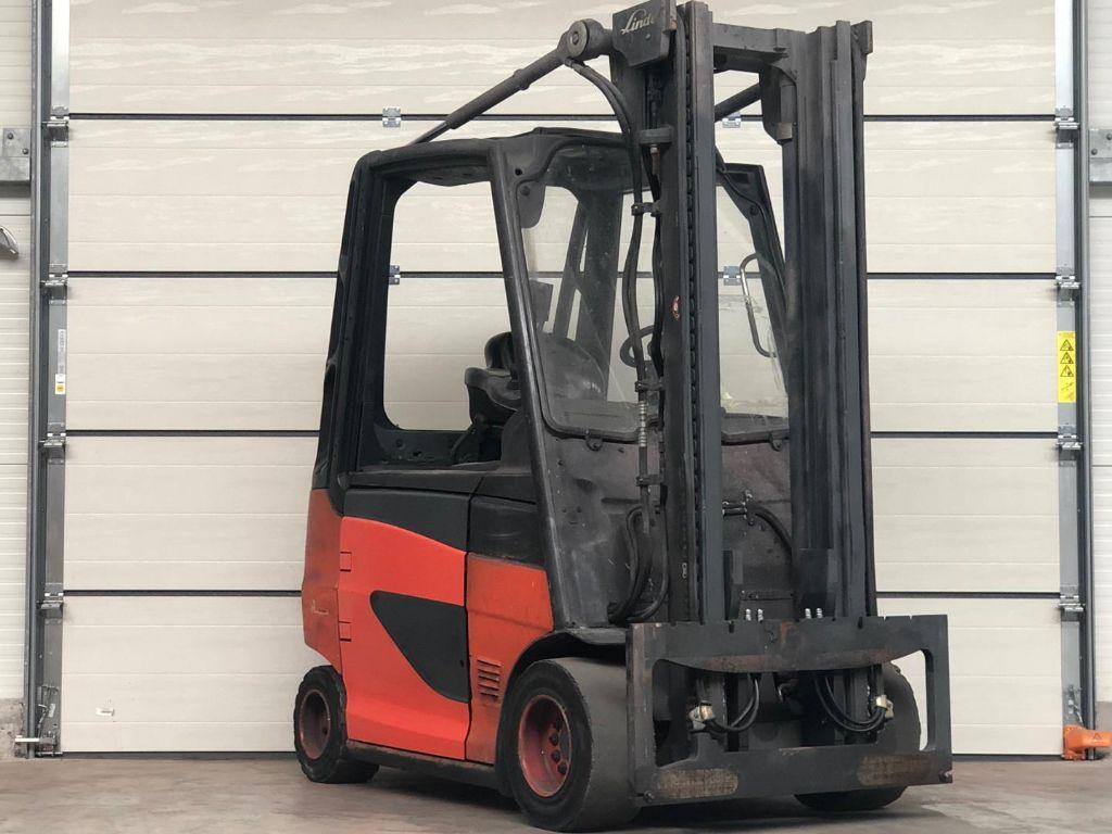 Linde-E30H-01/600-Elektro 4 Rad-Stapler www.lifthandling.com