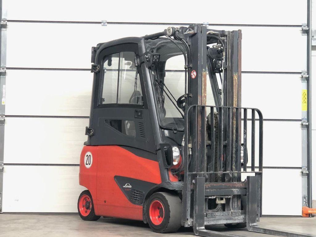 Linde-E20PHL-02-Elektro 4 Rad-Stapler www.lifthandling.com