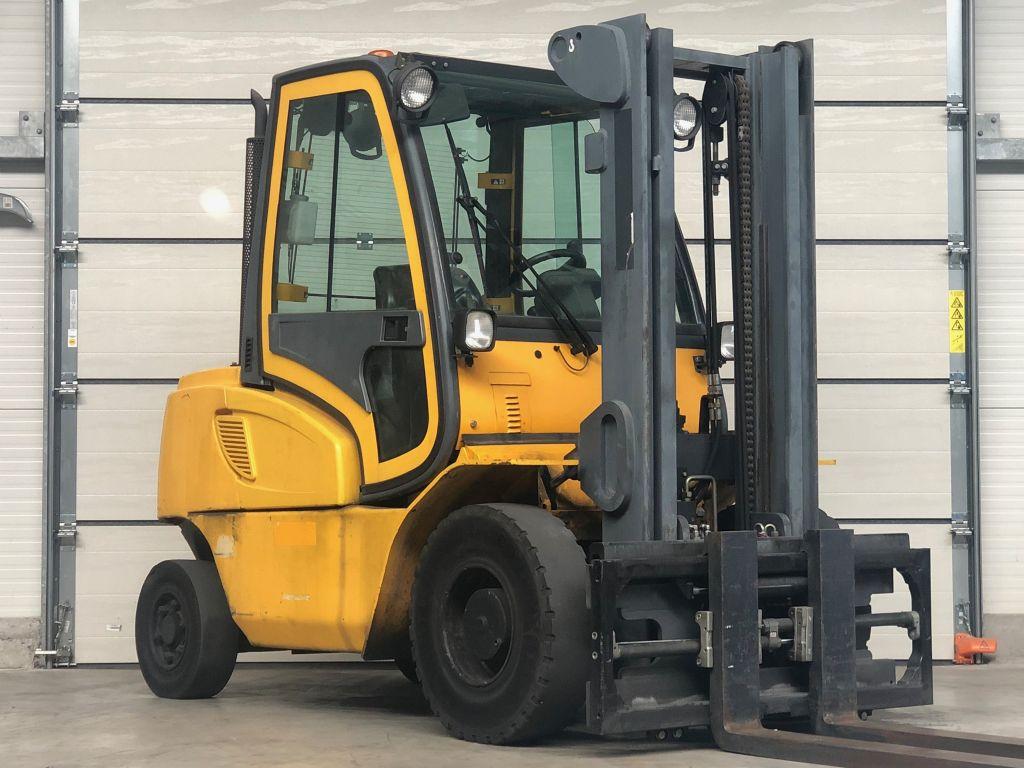 Jungheinrich-DFG45CK-Dieselstapler www.lifthandling.com
