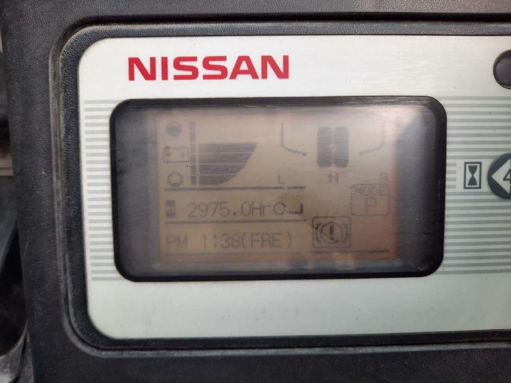 Nissan-G1N1L16Q-Elektro 3 Rad-Stapler www.maier-freese-gmbh.de