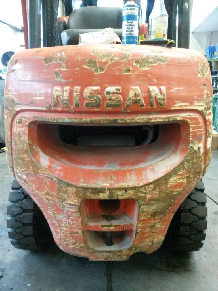 Nissan-FGD02A32Q-Dieselstapler http://www.maier-freese-gmbh.de