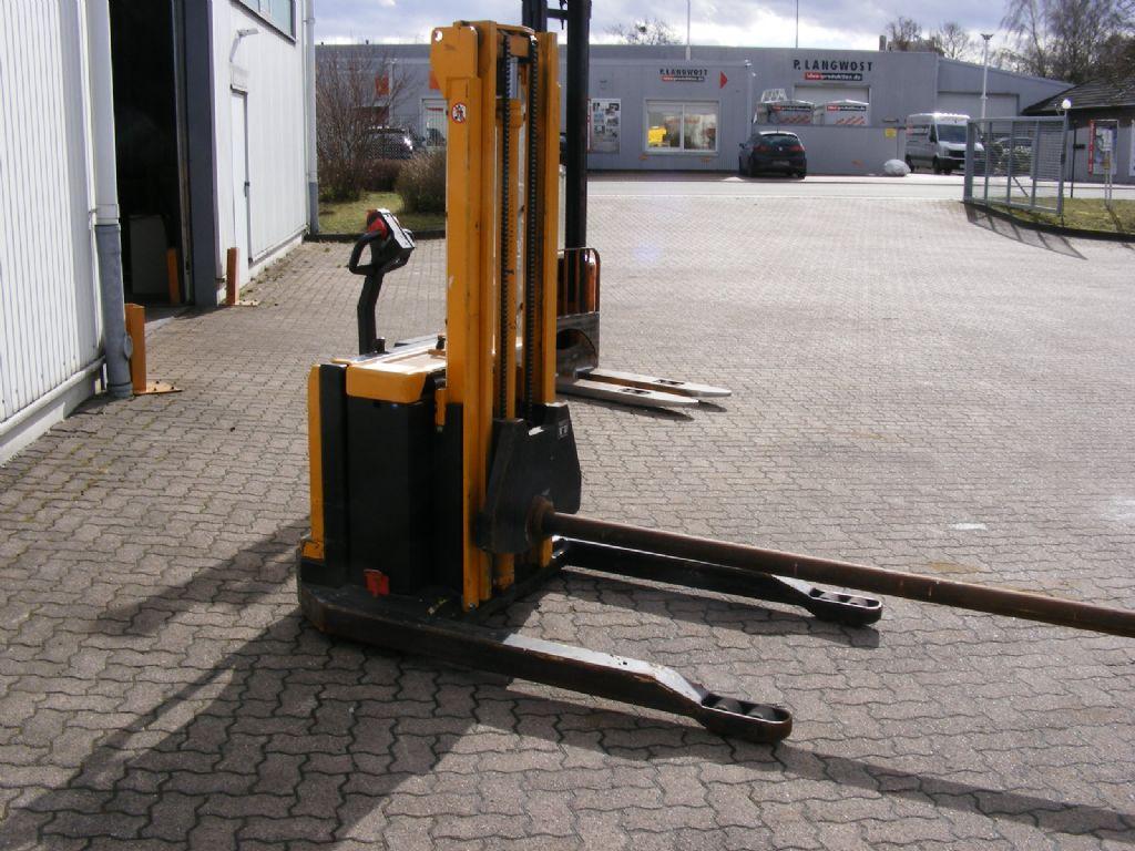 Jungheinrich-EJB 12.5-High Lift stacker-www.mengel-gabelstapler.com