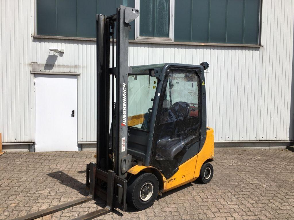 Jungheinrich-TFG 320-LPG Forklifts-www.mengel-gabelstapler.com