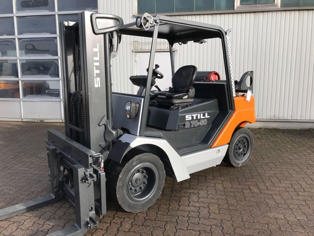 Still-R 70-50 T Container-LPG Forklifts-www.mengel-gabelstapler.com