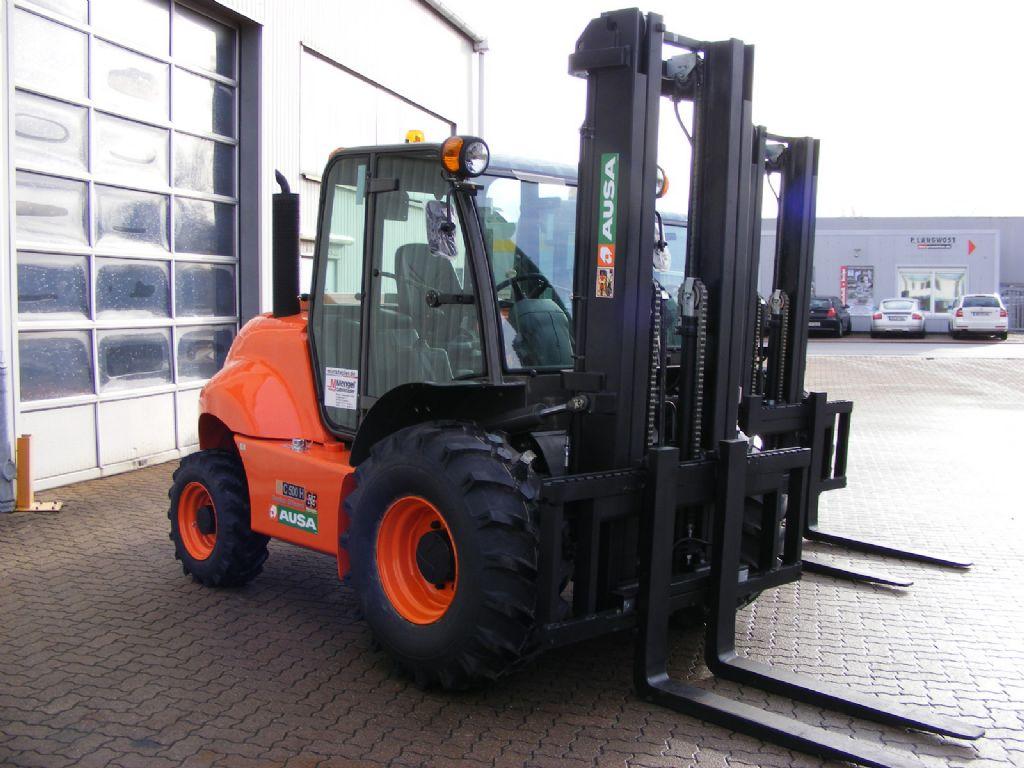Ausa-CH - 500H x 4-Rough terrain forklift truck-www.mengel-gabelstapler.com