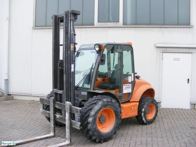 Ausa-CH - 250 x 4-Rough terrain forklift truck-www.mengel-gabelstapler.com