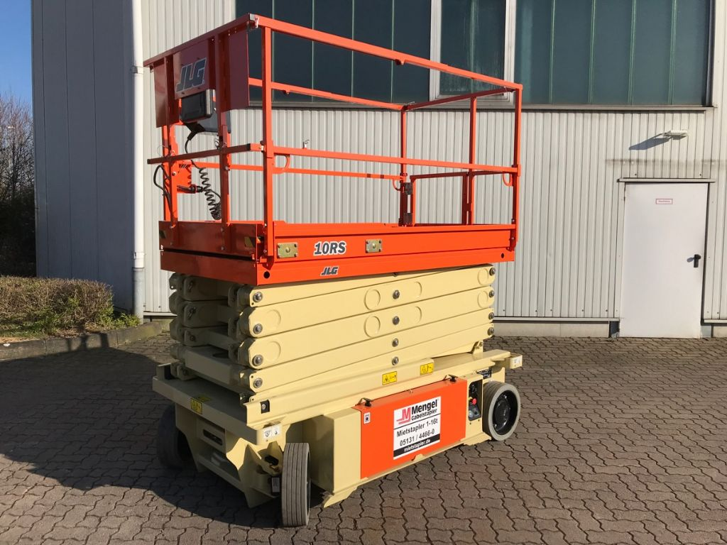 JLG-10RS-Scissors Lifts-www.mengel-gabelstapler.com