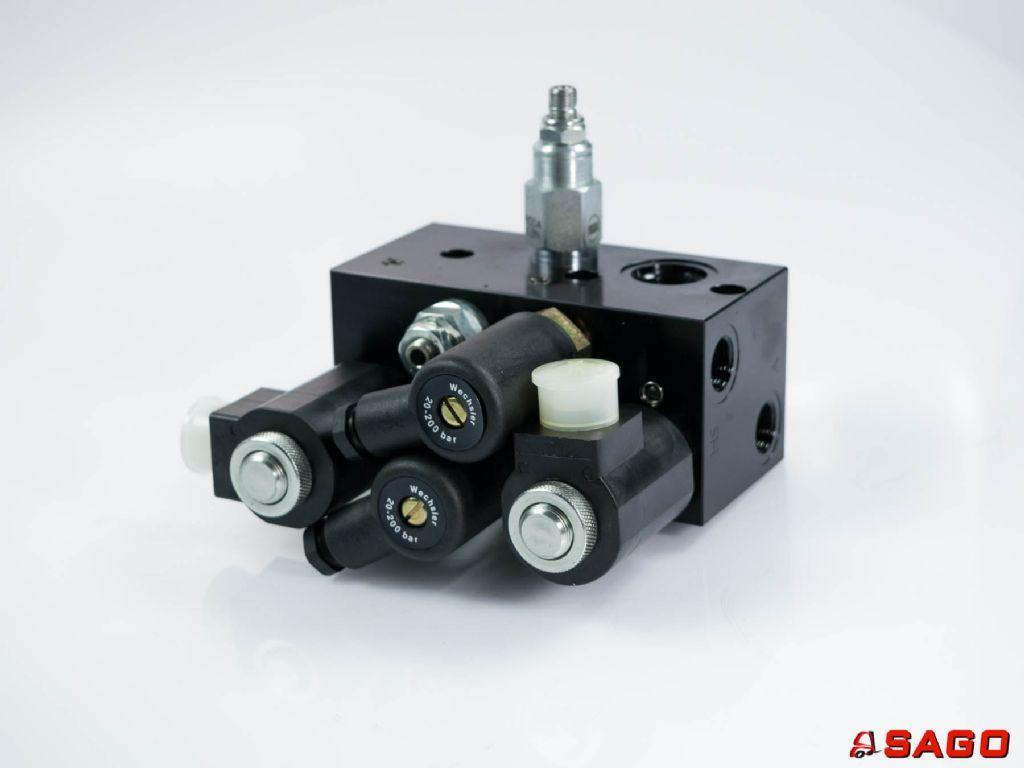 Gebraucht Hydraulik Sago Stapler Gebrauchter Baumann Brems