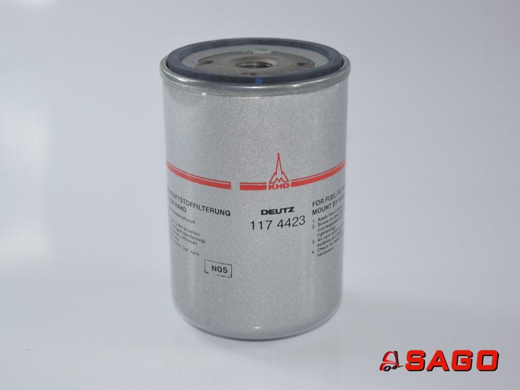 Baumann Motoren Filter Khlung Und Abgasanlagen 200005669 Deutz Fuel Filters Schaltmagnet Khd 117 4423