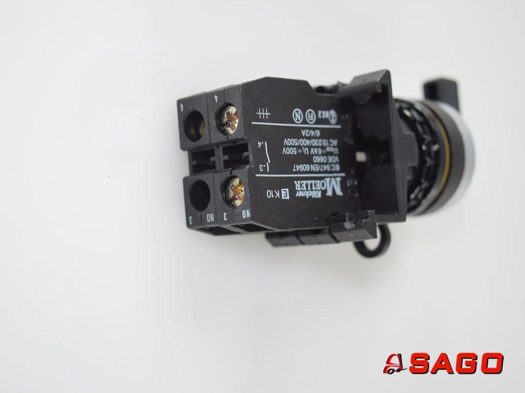 Baumann Elektrische Steuerungen und Komponenten - 243478 Schalter ...