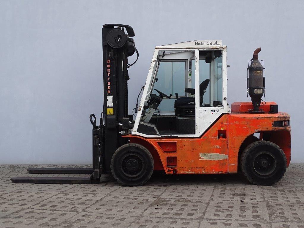 Dan Truck-6009 TRIPLEX-Dieselstapler-http://www.sago-online.com