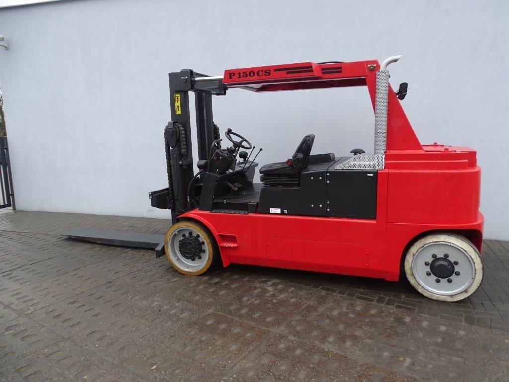 Mora-150CS - Kompaktstapler - Compact Forklift-Kompaktstapler-http://www.sago-online.com