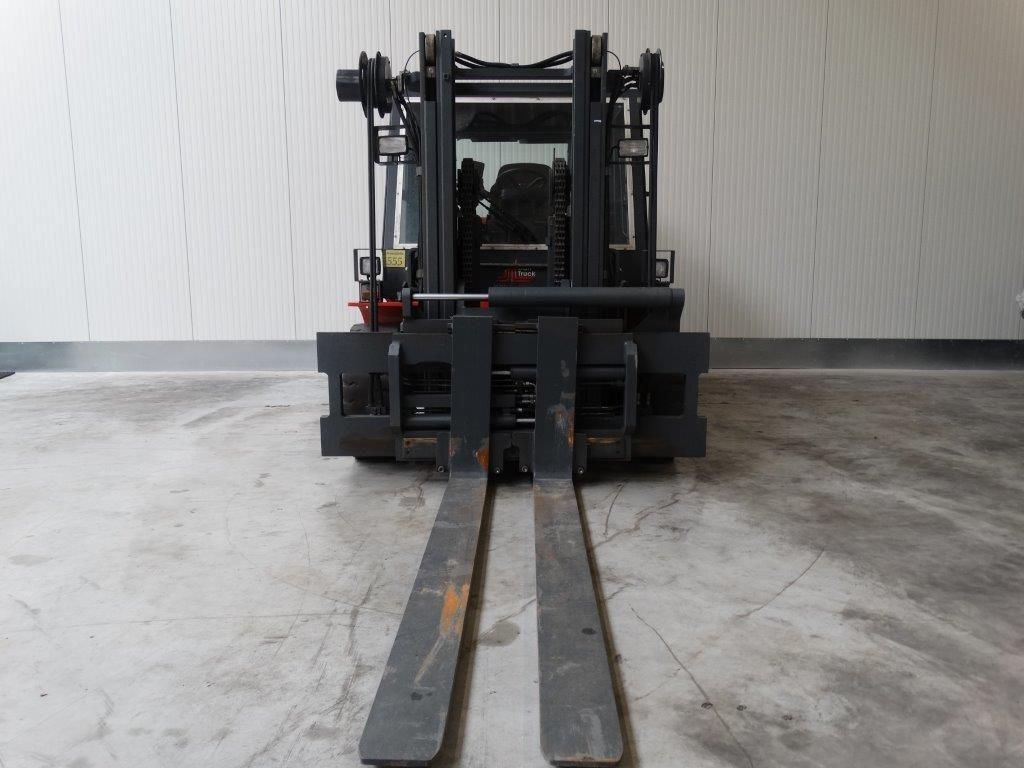 Used Schwerlaststapler | SAGO Forklift >> Used Forklift Dan Truck ...